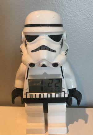 Star Wars Storm Trooper Clock for Sale in Seattle, WA