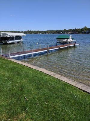 Dock for Sale in South Lyon, MI