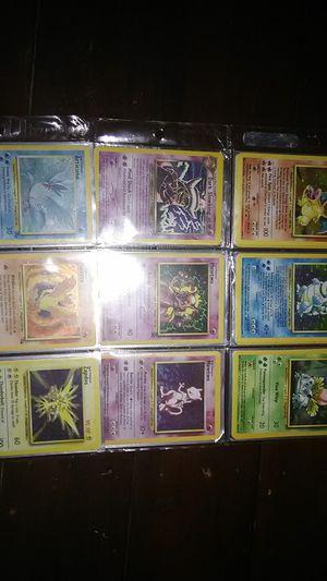Original Pokemon cards for sale for Sale in San Antonio, TX