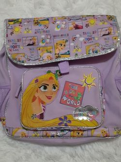 Rapunzel Backpack for Sale in Tomball,  TX