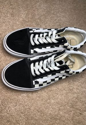 Vans women's! ( Size 5.5) for Sale in Princeton, NJ