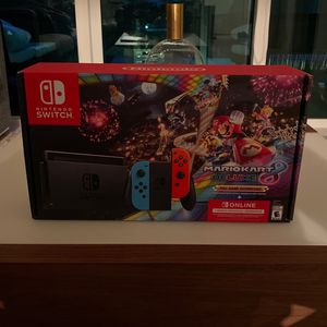 Nintendo Switch MarioKart Deluxe for Sale in Miami, FL