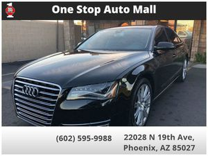 2013 Audi A83.0L for Sale in Phoenix, AZ