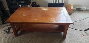 Coffee table for Sale in Cheektowaga, NY