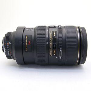 Nikon AF VR Nikkor 80-400mm 1:4.5-5.6D ED Lens for Sale in San Antonio, TX