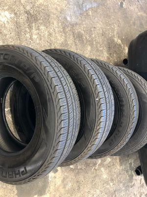 PHANTOM TIRES SET 245/70 R16 ( $300 OBO ) for Sale in Bothell, WA