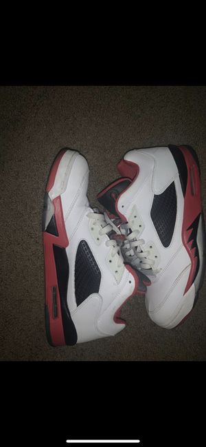 fire red low 5s READ DESCRIPTION** for Sale in Milwaukie, OR