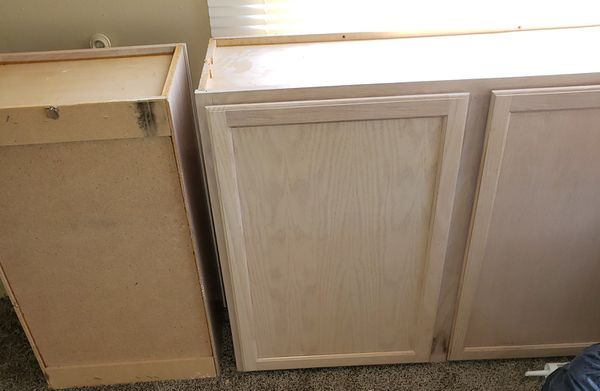 Kitchen Cabinets/or trade for window a/c unit