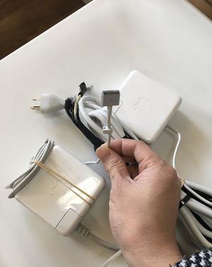 Used original Apple Macbook charger Magsafe 2 - $25 each, firm price for Sale in Tukwila, WA
