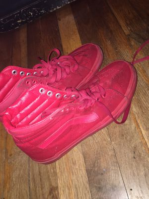 Vans SIZE 8 for Sale in College Park, MD