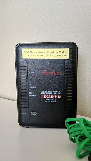 NETGEAR D2200D-1FRNAS FRONTIER DSL MODEM for Sale in Irvine, CA