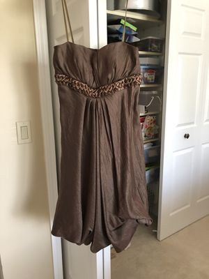Max & Cleo strapless dress for Sale in Buffalo Grove, IL