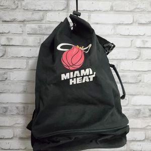 Miami Heat drawstring duffle Bag for Sale in Miami Gardens, FL