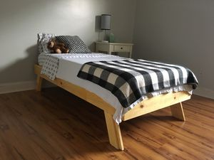 Twin Bed Frame (make an offer) for Sale in Lafayette, LA