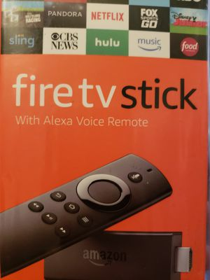 FIRE TV STICK NEW HD TV SHOWS, MOVIES, LIVE TV for Sale in Tacoma, WA