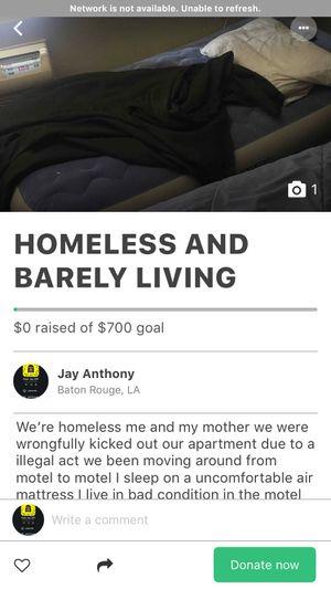 Help us please for Sale in Baton Rouge, LA