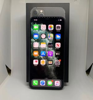 "(iPhone) 11 Pro Black"" for Sale in Caliente, NV"