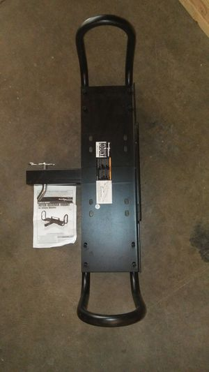Haul master hitch receiver mount for vehicle winches for Sale in Menifee, CA