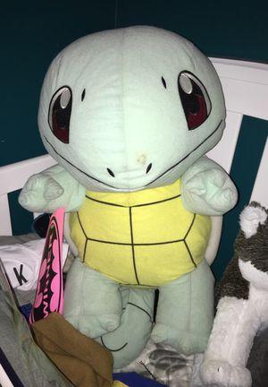 Giant Pokémon stuffed animal for Sale in San Jose, CA