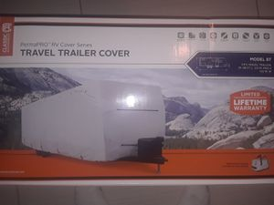 Perma PRO RV Cover Series Travel Trailer Cover for Sale in Philadelphia, PA