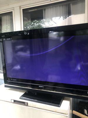 """Sony Bravia 40"""" TV for Sale in Silver Spring, MD"""