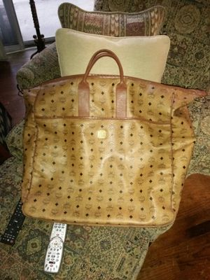AUTHENTIC MCM XXL DUFFEL BAG for Sale in Washington, DC
