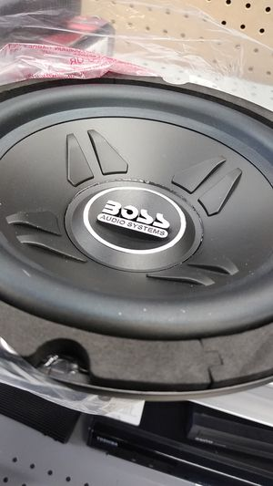 Boss 600 Watts Subwoofer for Sale in Chicago, IL