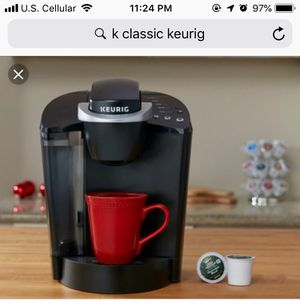 K classic Keurig, barely used! for Sale in Knoxville, TN