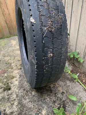 Semi Truck Drive/Trailer Tire, 295/75/R22.5 for Sale in Boring, OR