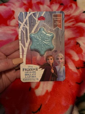 Disney Frozen II Lipgloss-Snowberry flavored for Sale in Montclair, CA
