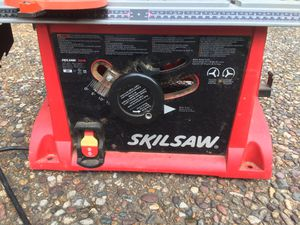 """10"""" SKILSAW Table Saw for Sale in St. Louis, MO"""