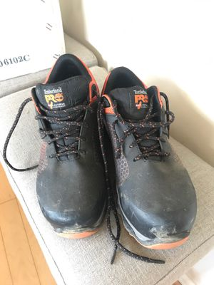 Timberland Safety Shoes size 8 for Sale in Arlington, VA