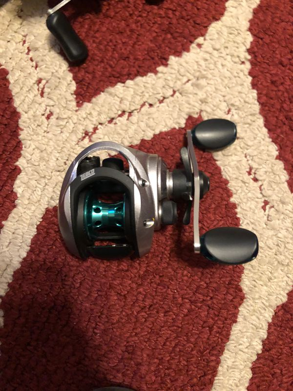 fishing reels with rods