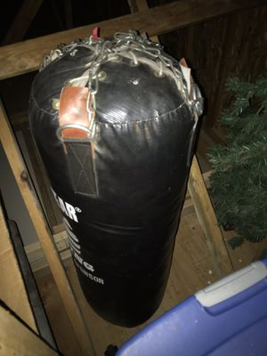 Punching Bag for Sale in Puyallup, WA