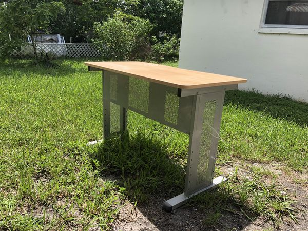 Small office desk 24x4 foot