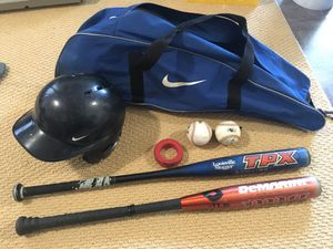 Pee Wee Baseball Setup for Sale in Daly City, CA