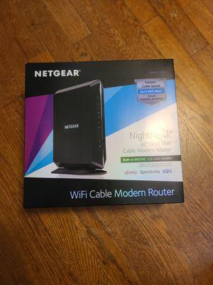 Netgear Nighthawk Wifi Router for Sale in Norwalk, CT
