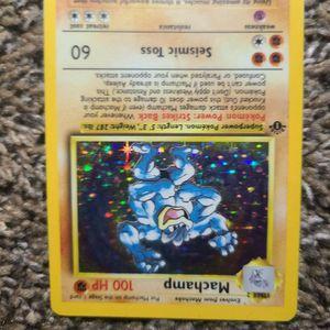 Pokemon Card MACHAMP for Sale in Cape Girardeau, MO
