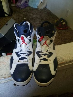 Olympic 6s SIZE 12!! TONS OF JORDANS!! for Sale in Seattle, WA