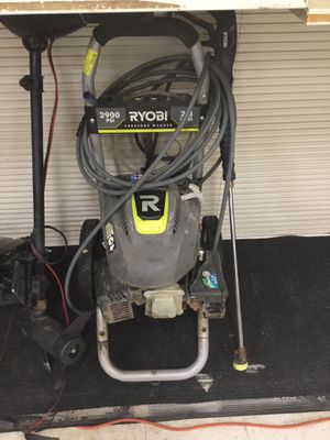 Pressure washer for Sale in Pearl, MS