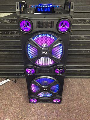 Bluetooth speaker 🔊 karaoke 🎤 for Sale in Mount Rainier, MD
