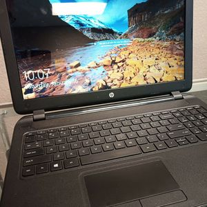 Hp 15 Inch Laptop Windows 10 for Sale in Henderson, NV