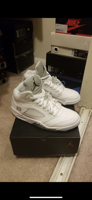 Jordan 5 size 11 for Sale in Darnestown, MD