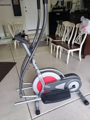 Health magnetic elliptical trainer for Sale in Salt Lake City, UT