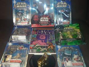 Star Wars Collection for Sale in San Antonio, TX