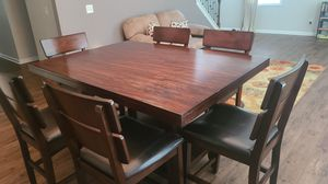 Dining table and chairs for Sale in Murfreesboro, TN