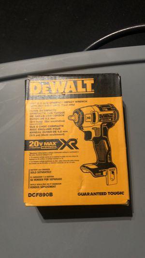 Dewalt impact wrench 3/8 for Sale in Orlando, FL