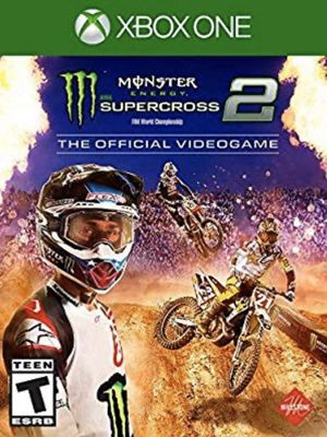Monster Energy Supercross 2 Xbox One for Sale in Enumclaw, WA