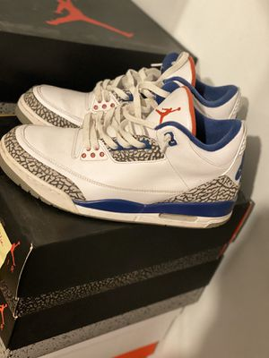 """Air Jordan Retro 3 """"True Blue"""" (See Other Offers Too) for Sale in Brooklyn, NY"""