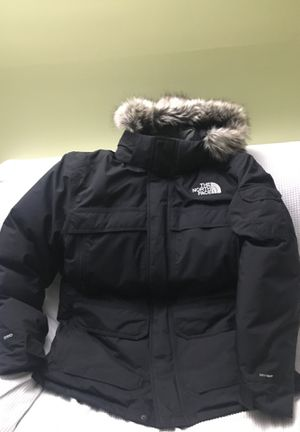 NORTH FACE McMURDO PARKA III -XL Black for Sale in Washington, DC